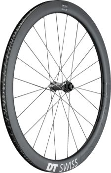 DT Swiss ERC 1400 Spline Disc Carbon Front Wheel