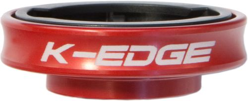 K-Edge Gravity Cap Mount for Garmin Edge Red