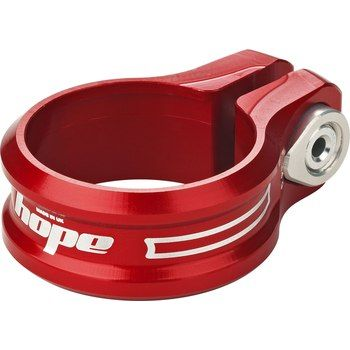 Hope Seat Clamp Bolt Red