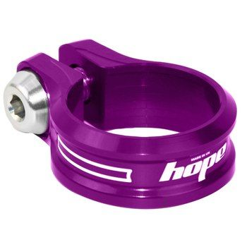 Hope Seat Clamp Bolt Purple