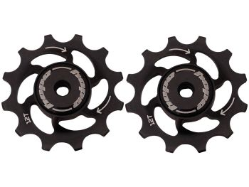 Hope 12 Tooth Jockey Wheels - Pair Black