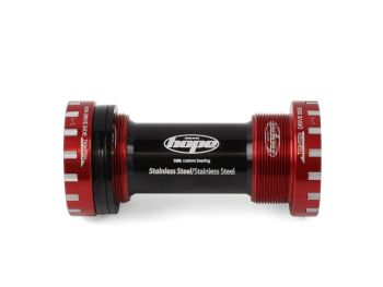 Hope Bottom Bracket MTB BSA 68/73mm Red