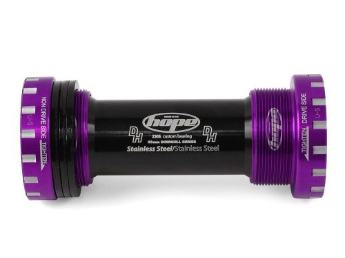 Hope Bottom Bracket MTB DH BSA 83mm Purple