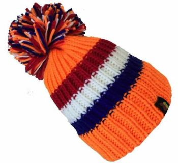 Big Bobble Hats - Flying Dutchman - Orange Bobble Hat 24eae729418b