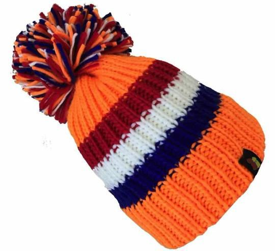 Big Bobble Hats - Flying Dutchman - Orange Bobble Hat