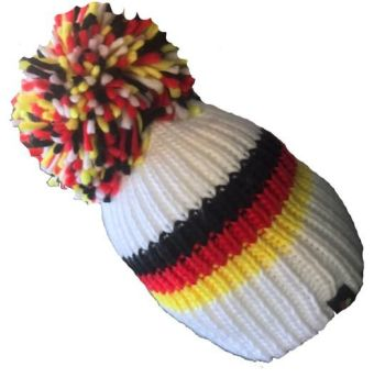 Big Bobble Hats - Franz Bobblebauer - White Bobble Hat
