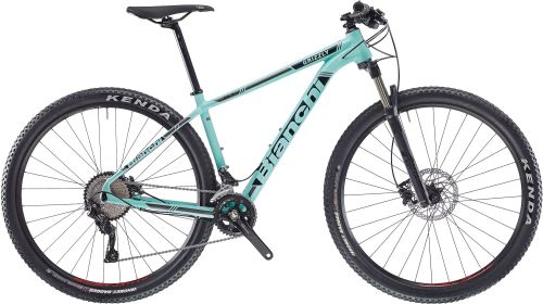 Bianchi Grizzly 9.3 Deore Celeste
