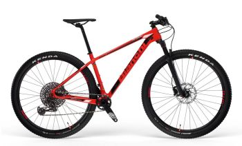 Bianchi Nitron 9.1 GX Eagle Red/Black