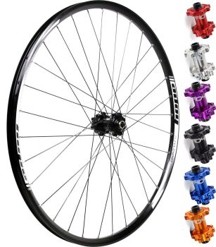 Hope Tech 35W Pro 4 27.5 Front Wheel Standard