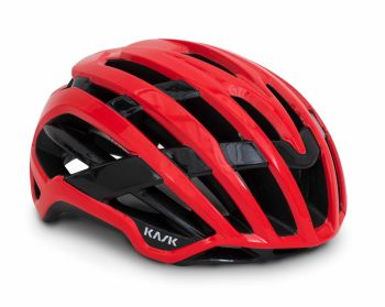 Kask Valegro Red Helmet
