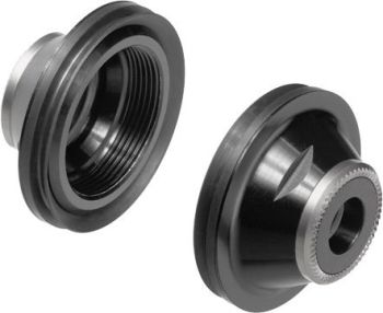 DT Swiss ERC Front Wheel Kit For 100 x 9 mm axle for 17 mm axle