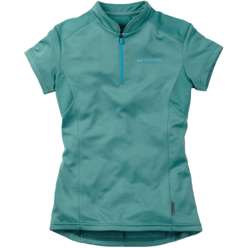 Madison Leia Women's Short Sleeved Jersey Teal