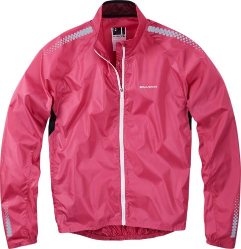 Madison Pac-it Women's Showerproof Jacket Very Berry