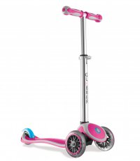 Globber 'My Free' 2C Scooter - Pink