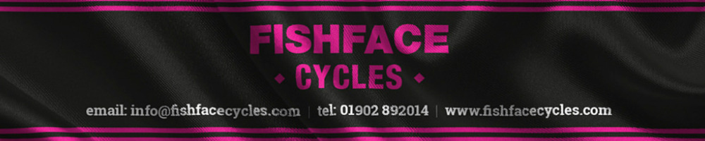 fishfacecycles, site logo.