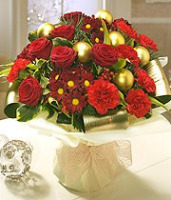 Christmas Bouquets.