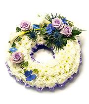 Classic Wreath.