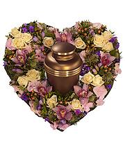 Urn Heart.