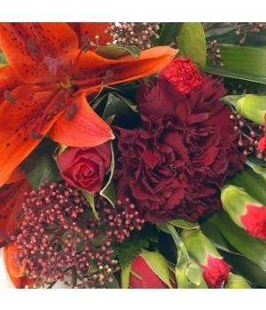mixed sheaf red