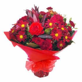 Festive Bouquet.