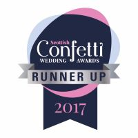 Confetti Award Runner Up 2017