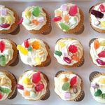 jelly sweets cupcakes