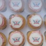 vodaphone care flight cupcakes