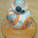 bb8 star wars cake v2