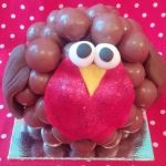 christmas chocolate robin