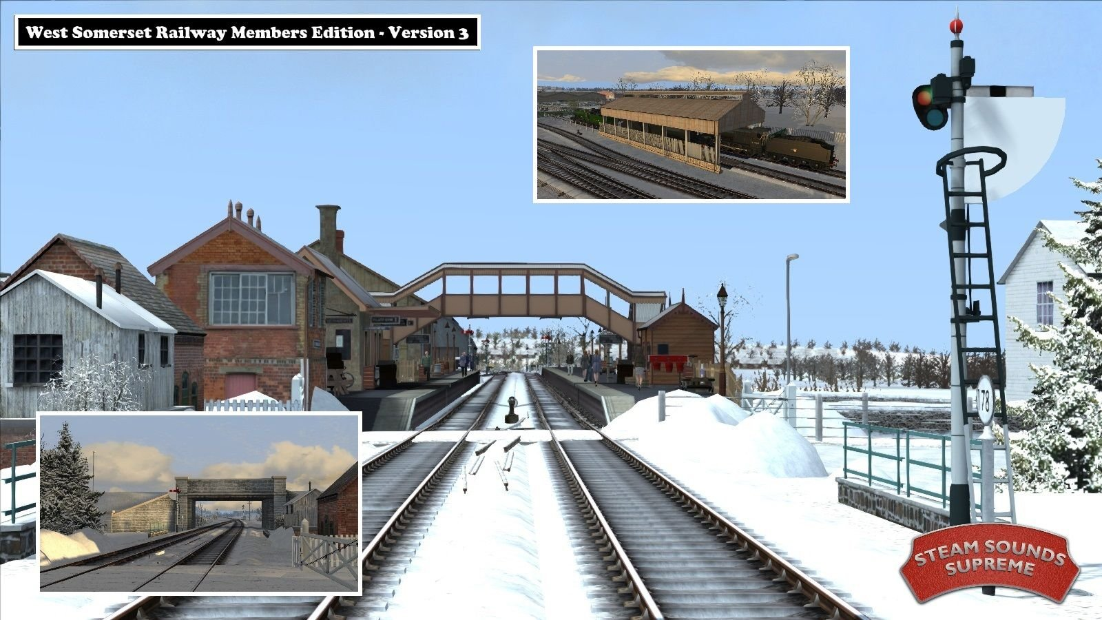 WEST SOMERSET RAILWAY MEMBERS EDITION Freeware