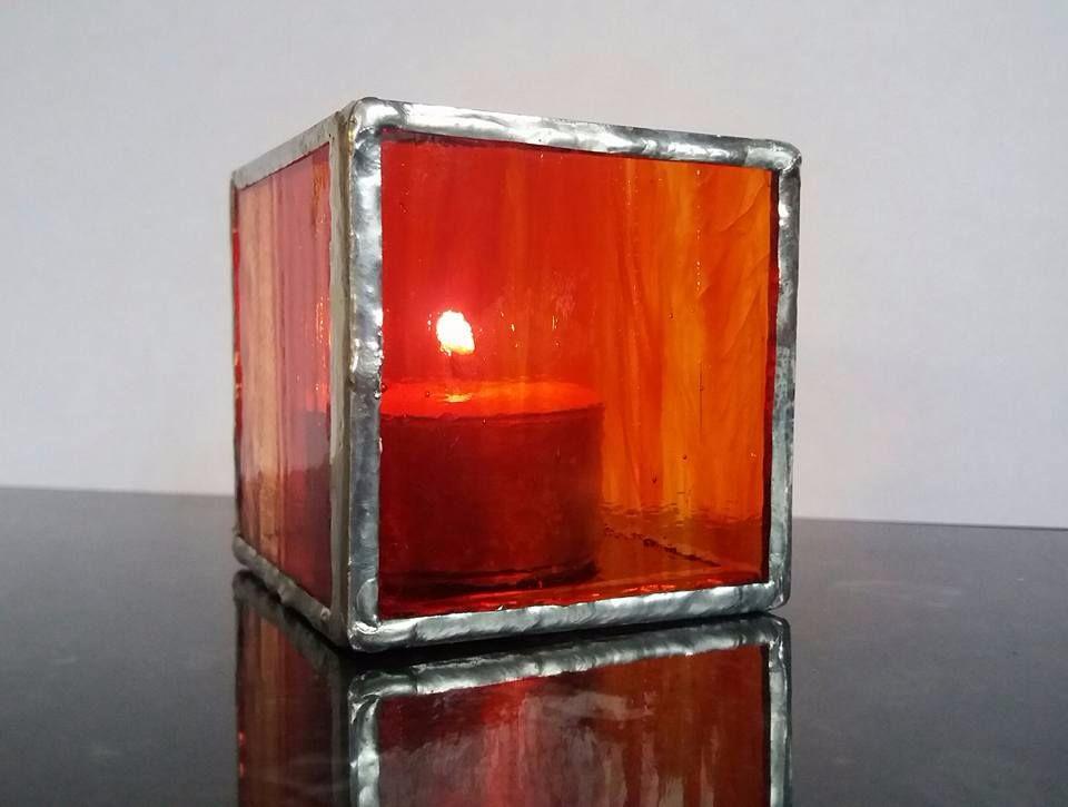 Beginners Tea Light and Suncatcher Copper Foiling Workshop