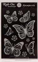 Stamperia Butterfly Decotransfer Butterfly