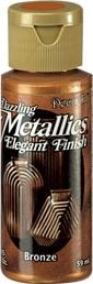 Decoart Metallic Paint (Americana)  Bronze 2oz