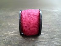 Knitted Wire 15 mm Bright Violet