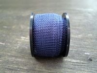 Knitted Wire 15mm Dark Blue
