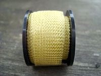 Knitted Wire 15mm Supa Champagne