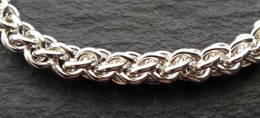 Sterling Silver JPL3 Bracelet