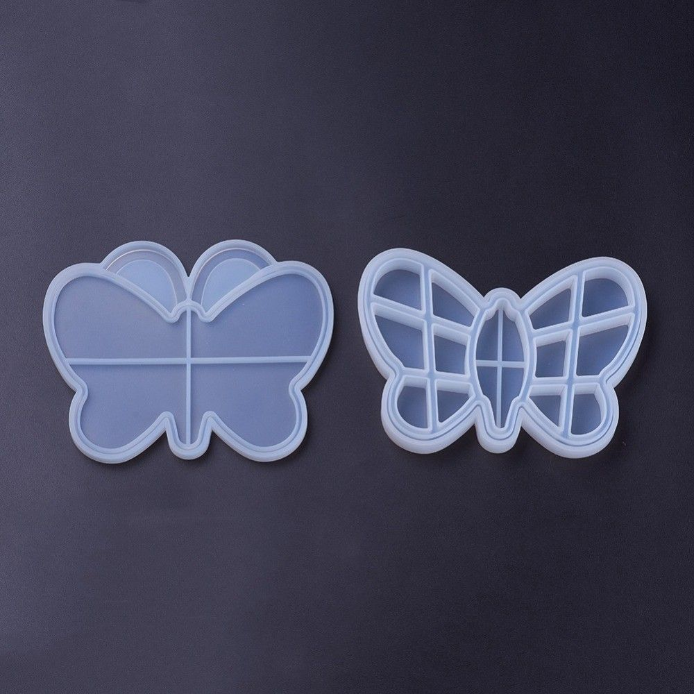 Butterfly Storage Box Silicone Mould