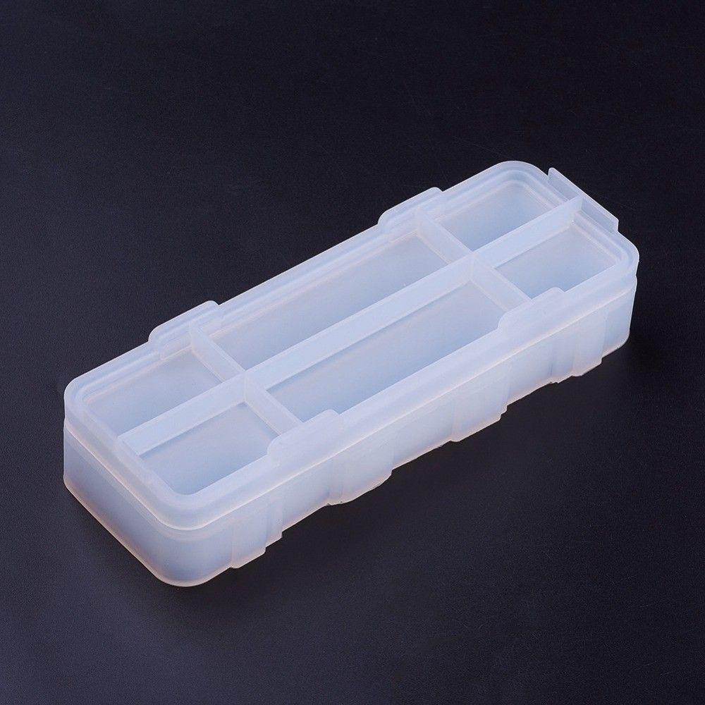 Storage Box Silicone Mould