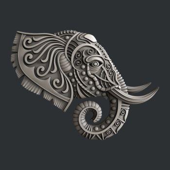 Elephant 1 medium