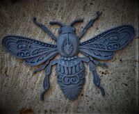 Bee Silicone Mould Medium