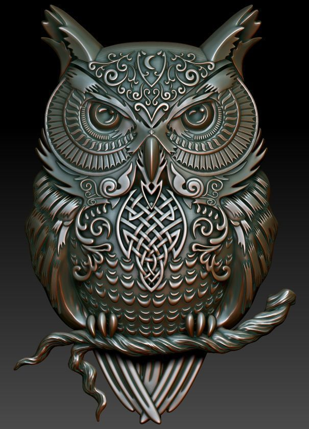 Ickle Owl