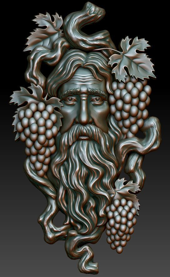 Ickle Old Green Man