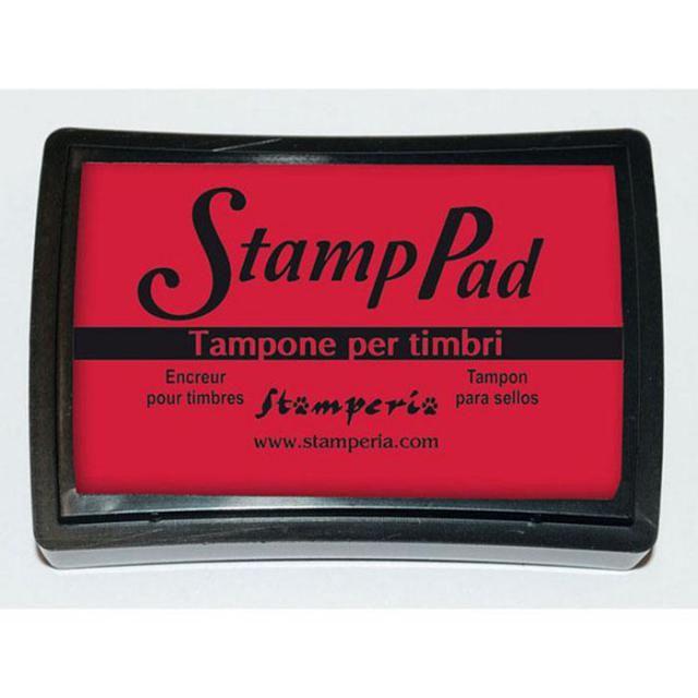 Big pigment pad red