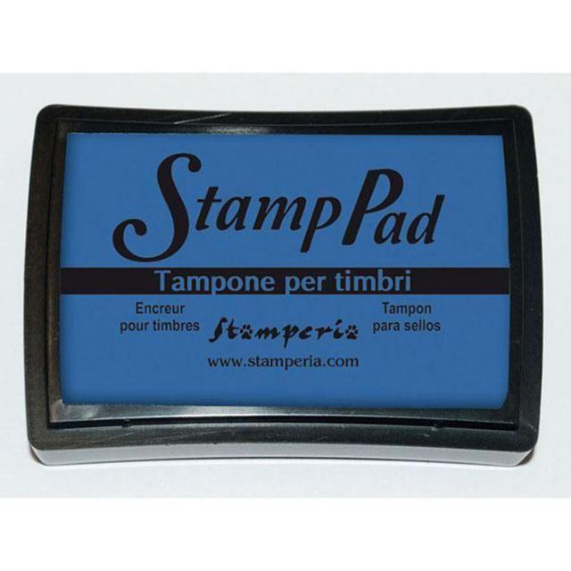 Big pigment pad blue