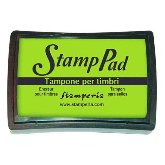 Big pigment pad lime