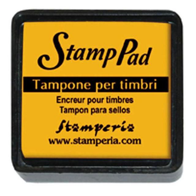 Small pigment pad yellow