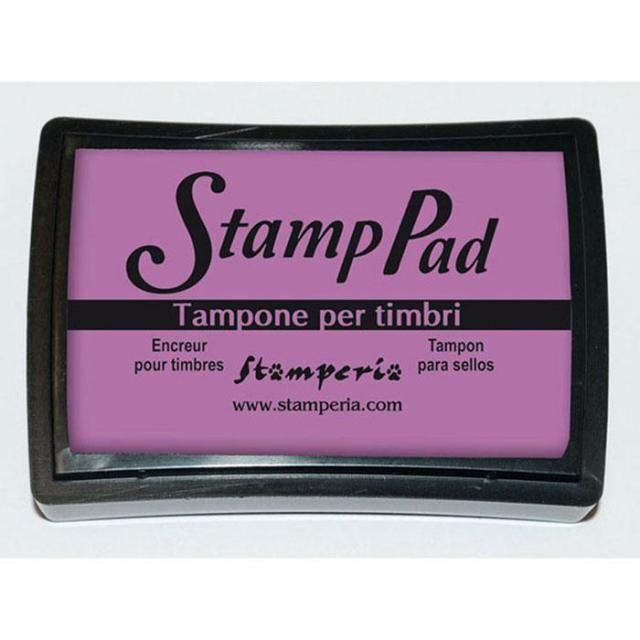 Small pigment pad lilac