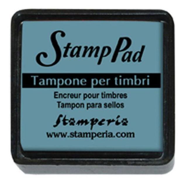 Small pigment pad light blue