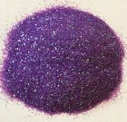 Ultrafine Glitter 100g or 500g Purple Passion
